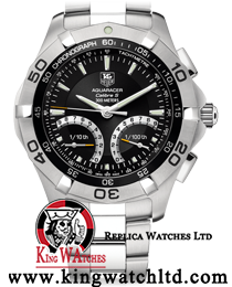 Tag Heuer Aquaracer Calibre S 1/100th Sec 1