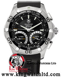 Tag Heuer Aquaracer Calibre S 1/100th Sec 2