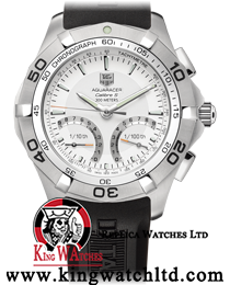 Tag Heuer Aquaracer Calibre S 1/100th Sec 4