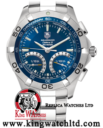 Tag Heuer Aquaracer Calibre S 1/100th Sec 5