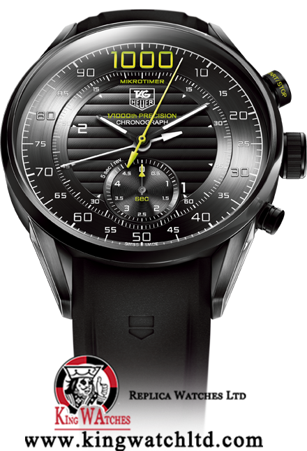 Tag Heuer Carrera Mikrotimer Flying 1000 1