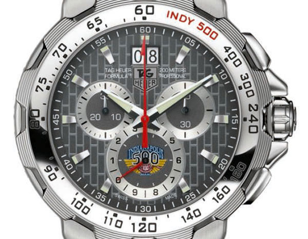 Tag Heuer Formula 1 Indy 500 2