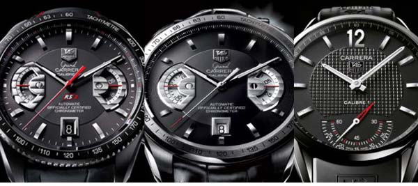 Tag Heuer Grand Carrera Calibre 17 banner