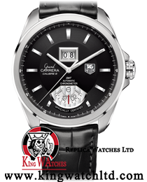 Tag Heuer Grand Carrera Calibre 8 Rs Gmt 2