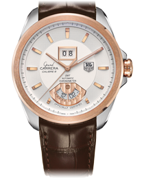 Tag Heuer Grand Carrera Calibre 8 Rs Gmt 4