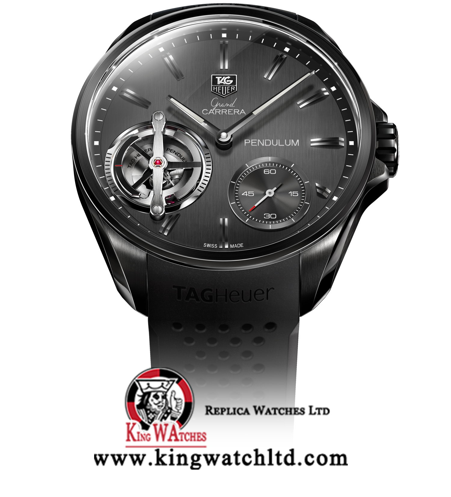 Tag Heuer Grand Carrera Pendulum 1
