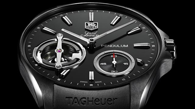 Tag Heuer Grand Carrera Pendulum 2