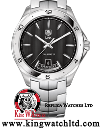Tag Heuer Link Calibre 5 Day-date 1