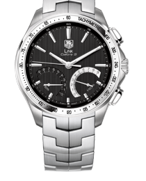 Tag Heuer Link Calibre S 1/100th Sec 1