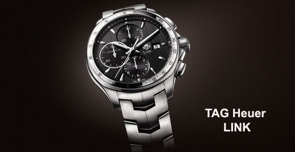 Tag Heuer Link banner