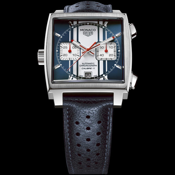 eaa3be3722f7 Best Tag Heuer Monaco CALIBRE 11 Replica Watches Online