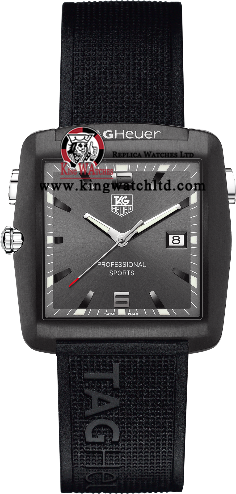 Tag Heuer Professional Sports Golf Watch 1