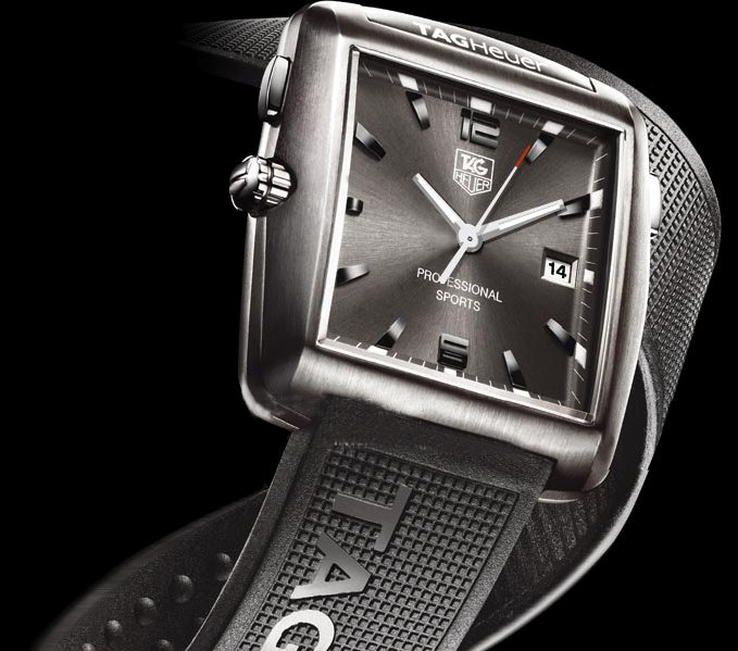 Tag Heuer Professional Sports Golf Watch 3